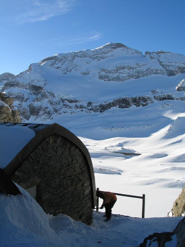 Refuge des Pyrénées -Tuquerouye - Vallée de Gavarnie